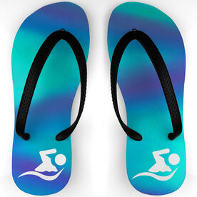 Swim Flip Flops Watch Your Step