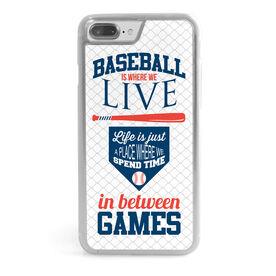 Baseball iPhone® Case - Baseball Is Where We Live