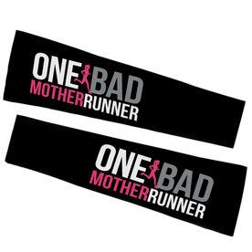 Running Printed Arm Sleeves - One Bad Mother Runner