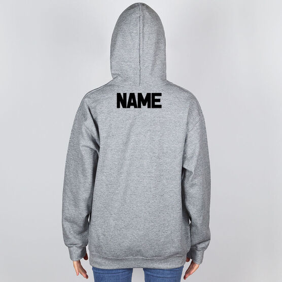 Figure Skating Hooded Sweatshirt - I'd Rather Be Skating