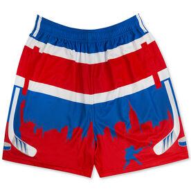 New York Hockey Shorts