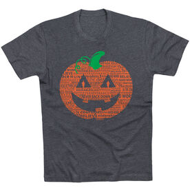 Running Short Sleeve T-Shirt - PR Pumpkin Race