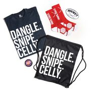 Hockey Swag Bagz - Dangle. Snipe. Celly