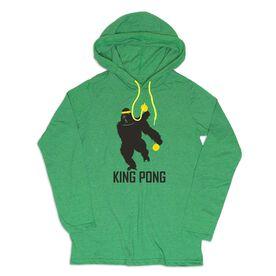 Men's Ping Pong Lightweight Hoodie - King Pong
