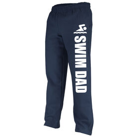Swimming Fleece Sweatpants Swim Dad