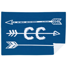 Cross Country Premium Blanket - Arrows