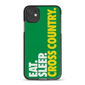 Cross Country iPhone® Case - Eat. Sleep. Cross Country.