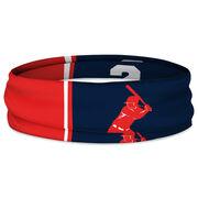 Softball Multifunctional Headwear - Personalized Batter RokBAND