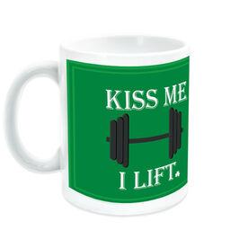 Cross Training Coffee Mug Kiss Me I Lift