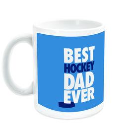 Hockey Coffee Mug Best Dad Ever