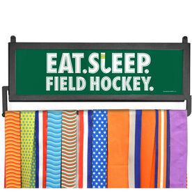 AthletesWALL Medal Display - Eat Sleep Field Hockey
