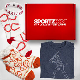 Baseball SportzBox Gift Set- Seventh Inning Stretch