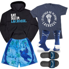 Heading to Practice Lacrosse Outfit