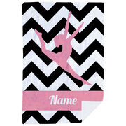 Gymnastics Premium Blanket - Leap Of Faith