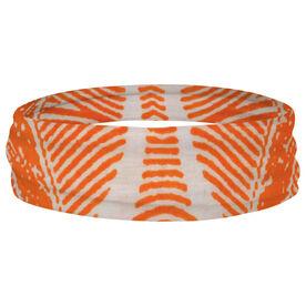 Multifunctional Headwear - Tribal Orange RokBAND