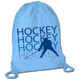 Hockey Sport Pack Cinch Sack Hockey Fade