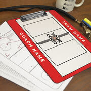 ChalkTalk Volleyball Custom Coaches Dry Erase Clipboard