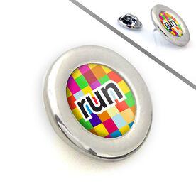 Lapel Pin Run