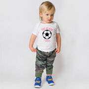 Soccer Baby T-Shirt - This Is How I Roll