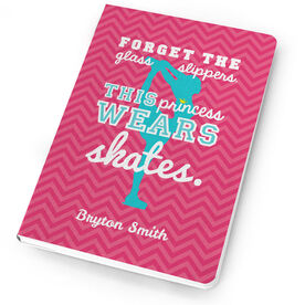 Figure Skating Notebook This Princess Wears Skates