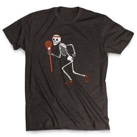 Guys Lacrosse Short Sleeve T-Shirt - Never Stop Laxing