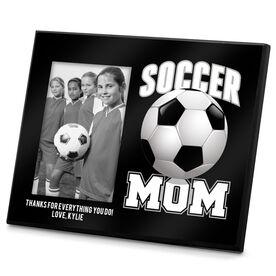 Soccer Photo Frame Soccer Mom