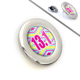 Lapel Pin Diamond Pattern 13.1