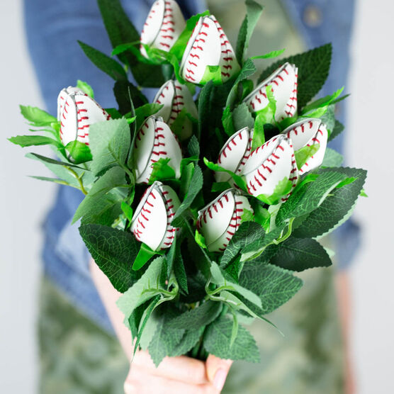 Baseball Rose