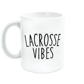 Girls Lacrosse Coffee Mug - Lacrosse Vibes