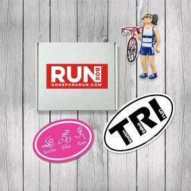 RUNBOX® Gift Set - Tri Girl