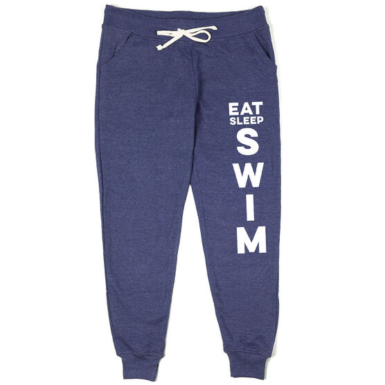 Swimming Women's Joggers - Eat Sleep Swim