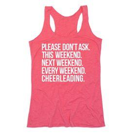 Cheerleading Women's Everyday Tank Top - All Weekend Cheerleading