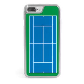 Tennis iPhone® Case - Court