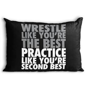 Wrestling Pillowcase - Wrestle Like You're The Best