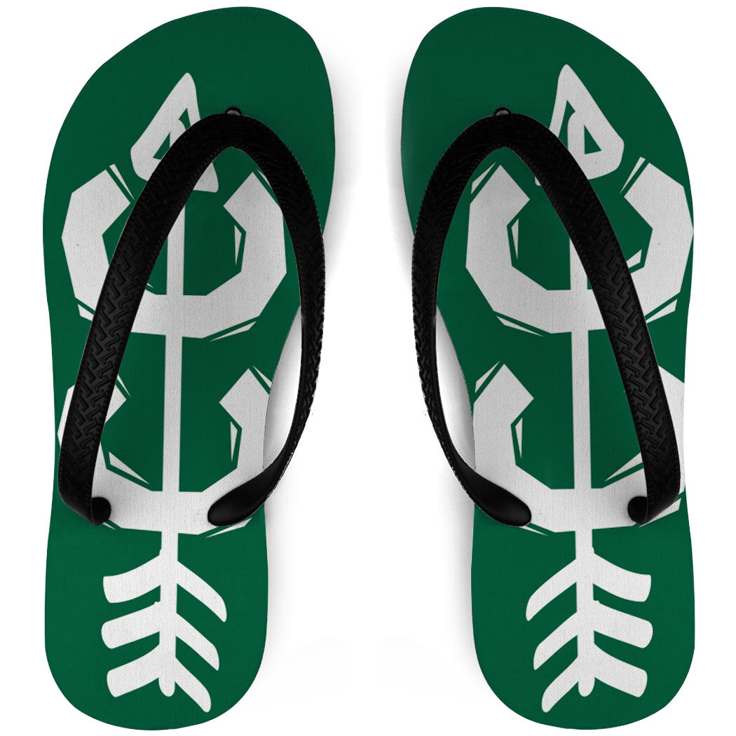 Track and Field Flip Flops Cross Country CC