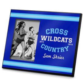 Cross Country Photo Frame Cross Country Team