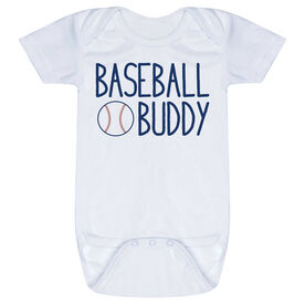 Baseball Baby One-Piece - Baseball Buddy