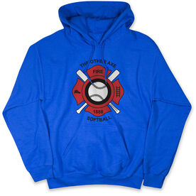 Softball Standard Sweatshirt - Softball The Other Axe