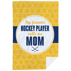 Hockey Premium Blanket - My Favorite Player