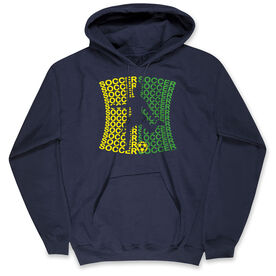 Soccer Standard Sweatshirt - All Soccer Female