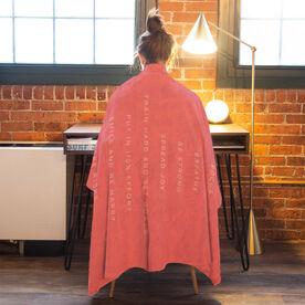 Running Premium Blanket - To Do List