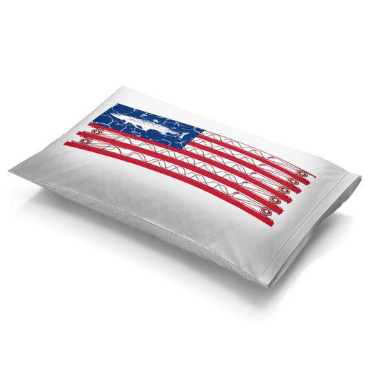 Fly Fishing Pillowcase - American Cast