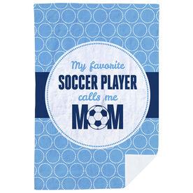 Soccer Premium Blanket - My Favorite Player