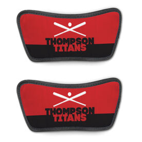 Baseball Repwell® Sandal Straps - Team Name Colorblock