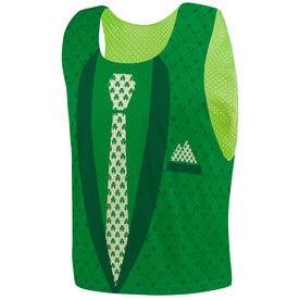 Guys Lacrosse Pinnie - Irish Suit