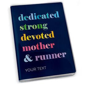 GoneForaRun Running Journal - Mantra Mother Runner