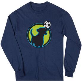 Soccer Long Sleeve T-Shirt - Soccer Buddy