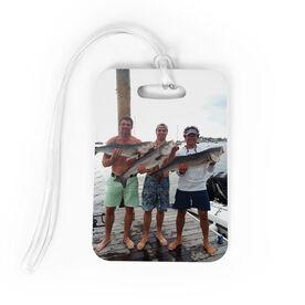 Fly Fishing Bag/Luggage Tag - Custom Photo