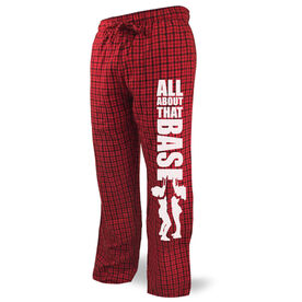 Cheerleading Lounge Pants All About That Base