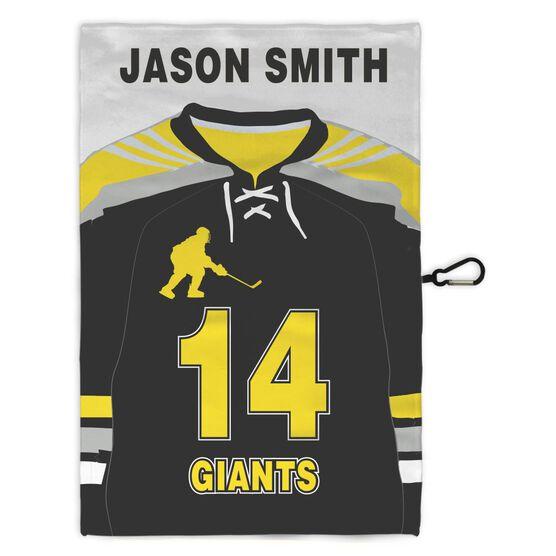 Images. Hockey Skate Towel Hockey Team Jersey 750e45f9942